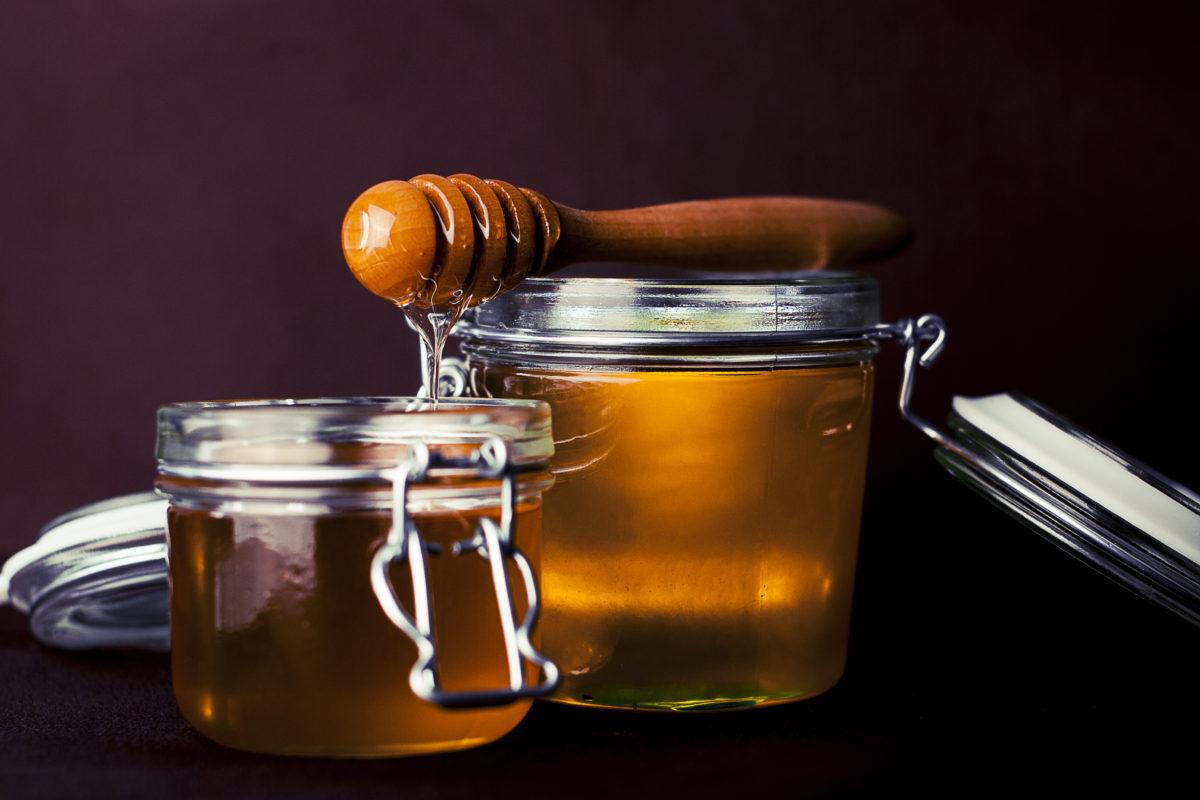 a pot of honey- google recaptcha