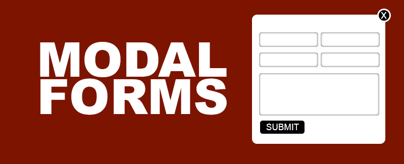 Modal Forms