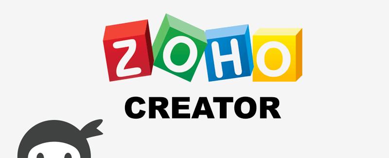 zohocreator